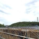 施設の屋根